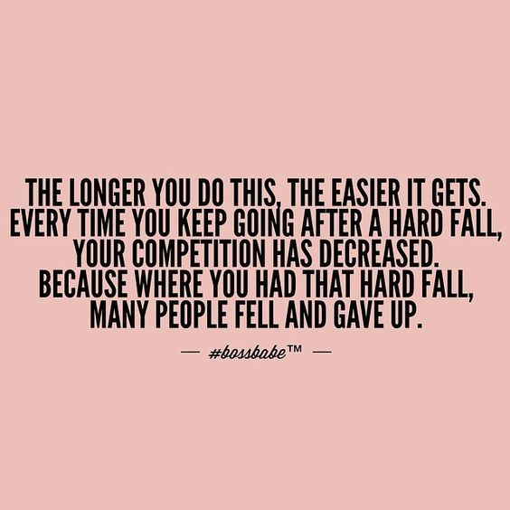 Healthy Quotes Instagram Media By Bossbabeinc Perseverance New Boss Babe Quotes