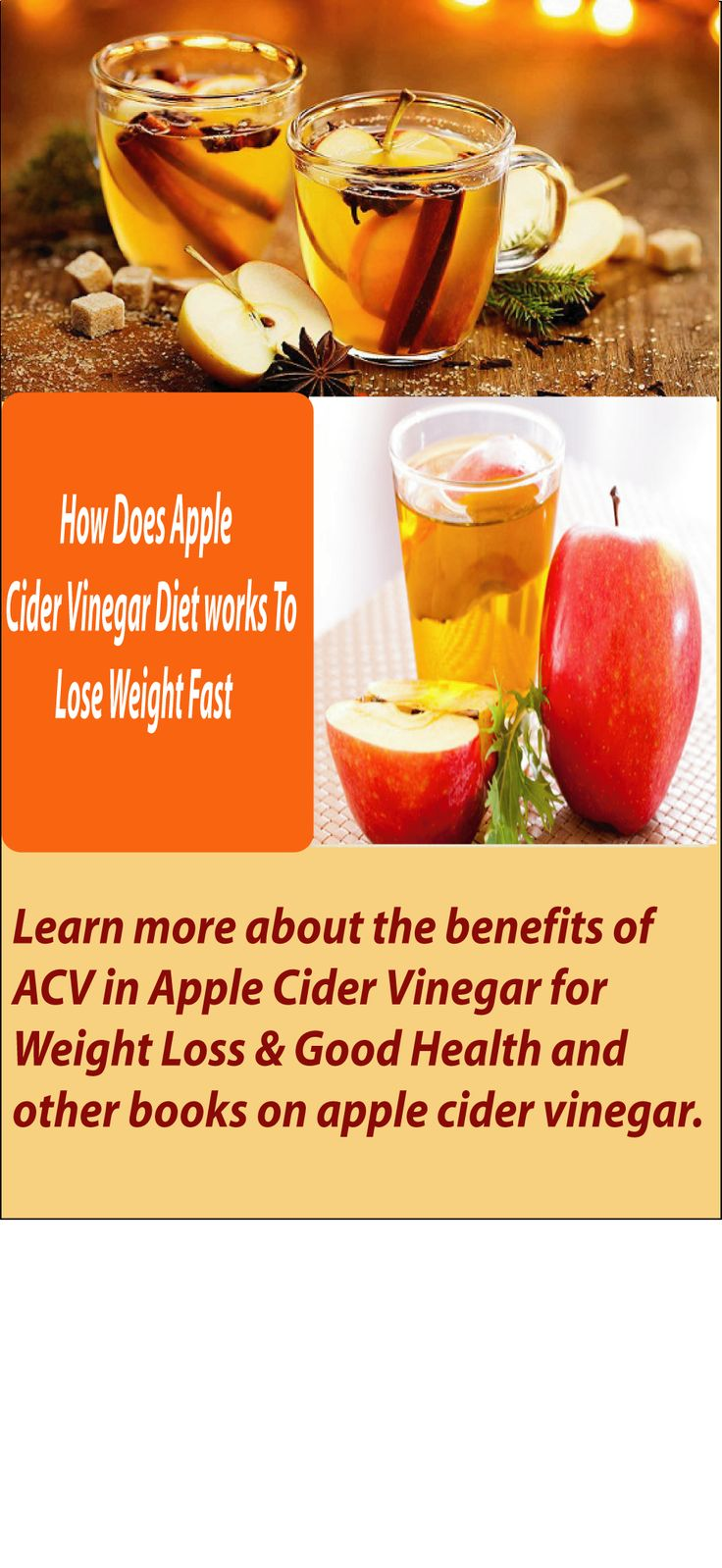 how to use apple cider vinegar to lose weight fast