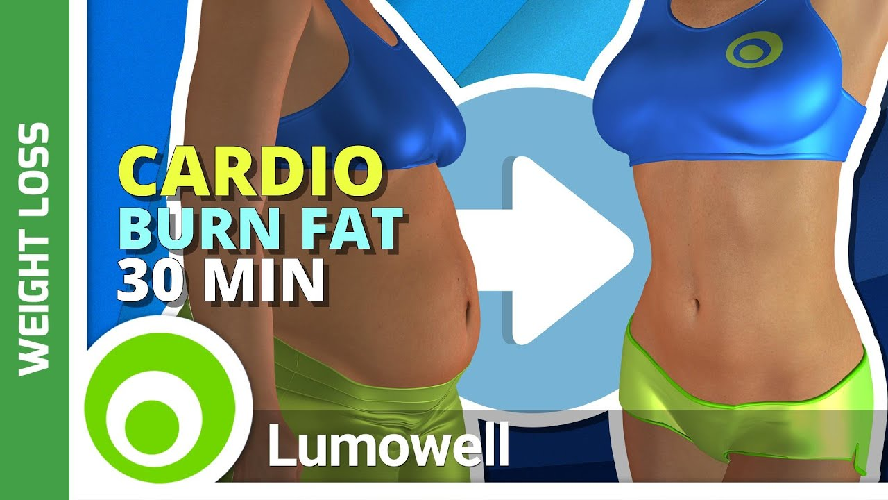 Fitness & Dance Tips - Video : Fat Burning Cardio Workout ...