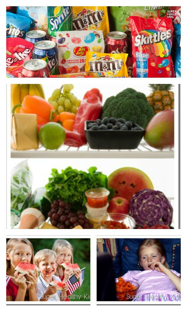 Healthy recipes 5 ways to protect your kids from junk food you healthy recipes forumfinder Images