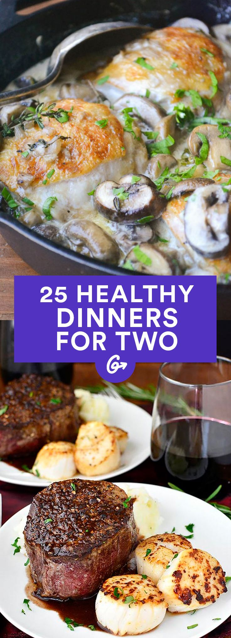 Diet Plan To Lose Weight 25 Healthy Dinner Recipes For Two