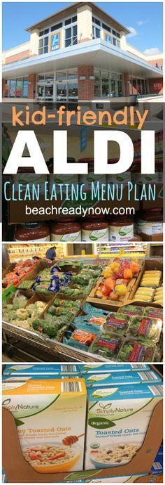 Diet Plan To Lose Weight : 7-Day ALDI Clean Eating Meal Plan