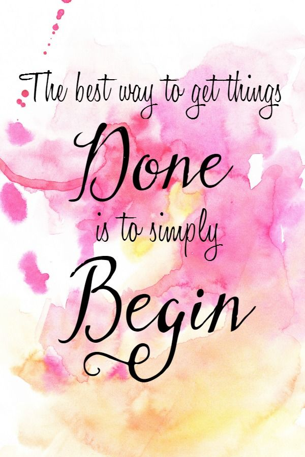Healthy Quotes Having Trouble Getting Started Take A Deep Breath