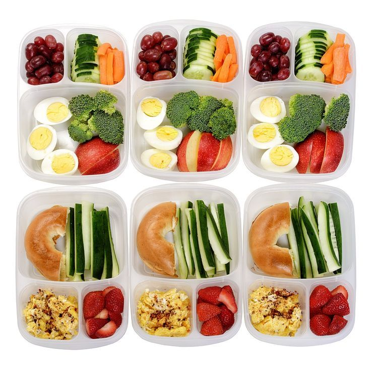Diet Plan To Lose Weight Fast 13 Make Ahead Meals And Snacks For