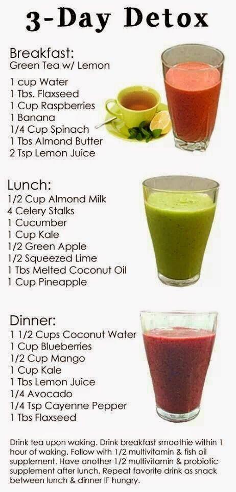 4 Day Diet Plans