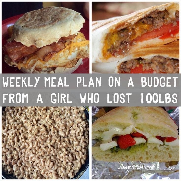 Diet Plan To Lose Weight Healthy Eating Meal Plan Week 2 Designed