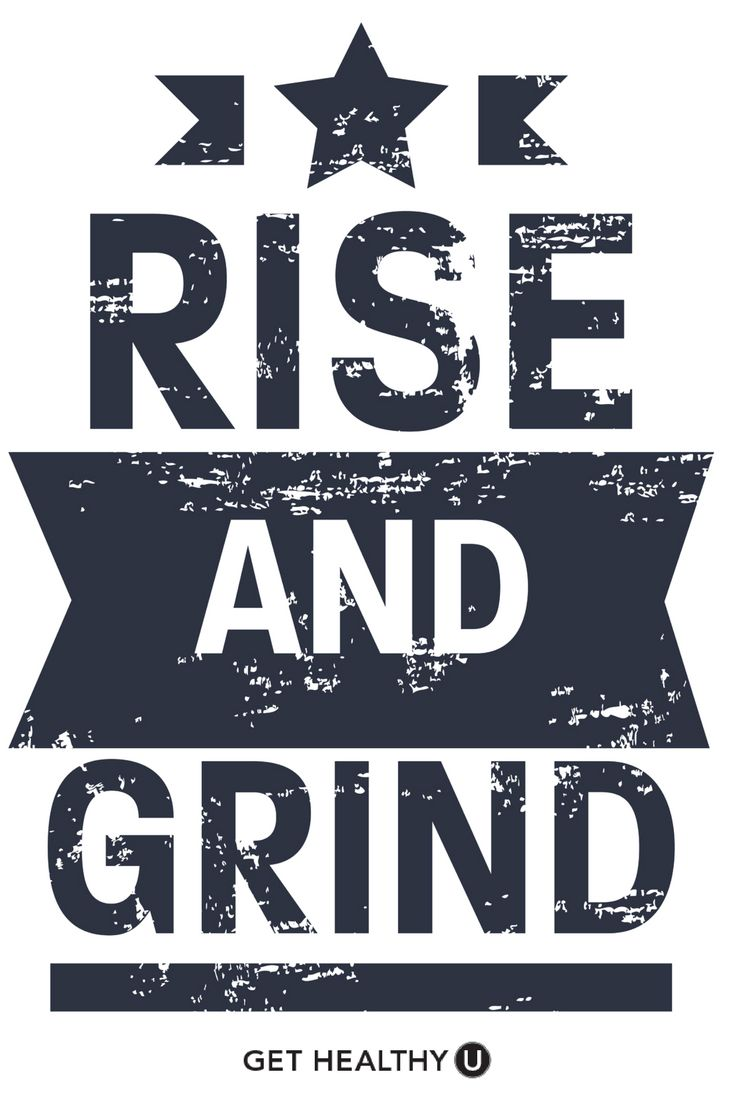 Fitness Inspiration   Rise and Grind! Feeling inspired is a huge ... 5e797733562