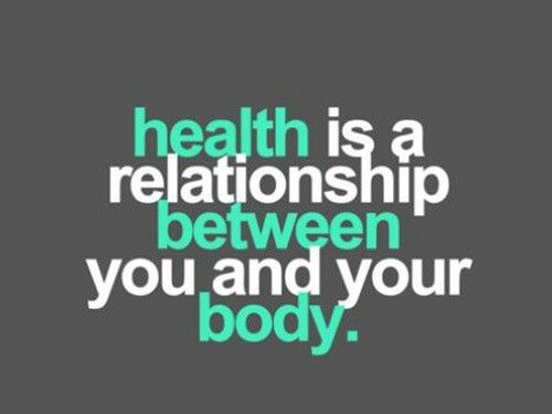 Fitness Quotes Health Quotes Learn How To Create Harmony Between