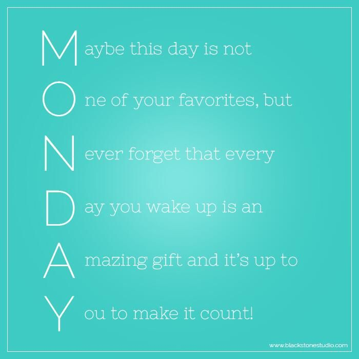 Fitness Quotes A New Morning A New Day A New Week Makeitcount